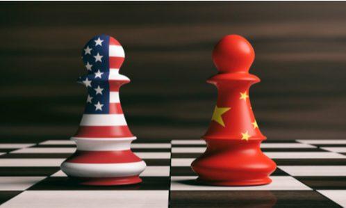 USA, China
