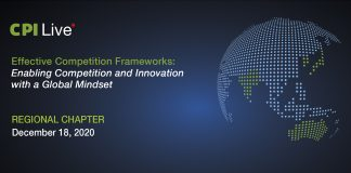 REGIONAL Chapter Competition Law APAC