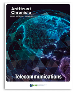 Antitrust Chronicle - Telecommunications - January 2 2021