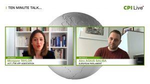 Ten Minute Talk... Alex Agius Saliba
