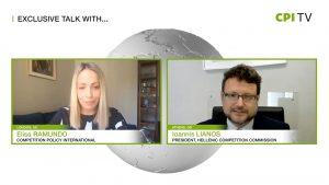 EXCLUSIVE TALK WITH IOANNIS LIANOS & ELISA RAMUNDO