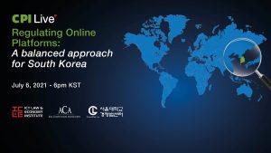Regulating Online Platforms event cover
