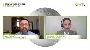 CPI TV Ten Minutes with Alejandra Palacios & Sam Sadden